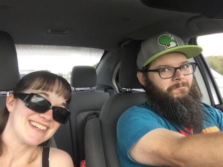 Let the adventure begin! | Ross and Jamie Adventure