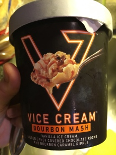Bourbon Mash from Vice Ice Cream | In Search of a Scoop