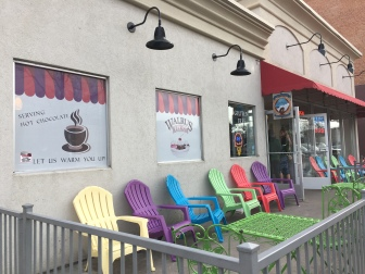 Outside View of Walrus Ice Cream, Fort Collins, CO | In Search of a Scoop