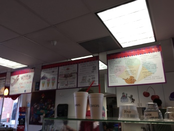 Menu at Walrus Ice Cream, Fort Collins, CO | In Search of a Scoop