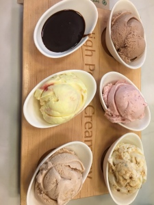 High Line Creamery, Denver, CO | In Search of a Scoop