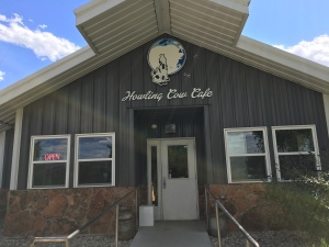 Howling Cow Cafe, Bellevue, CO | In Search of a Scoop