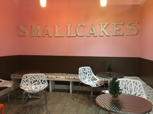 Smallcakes, Peachtree City, GA | In Search of a Scoop