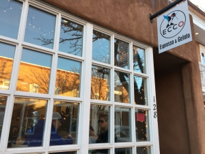 Ecco Espresso and Gelato, Santa Fe, NM | In Search of a Scoop