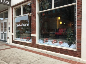 Spill The Beans, Greenville, SC | In Search of a Scoop