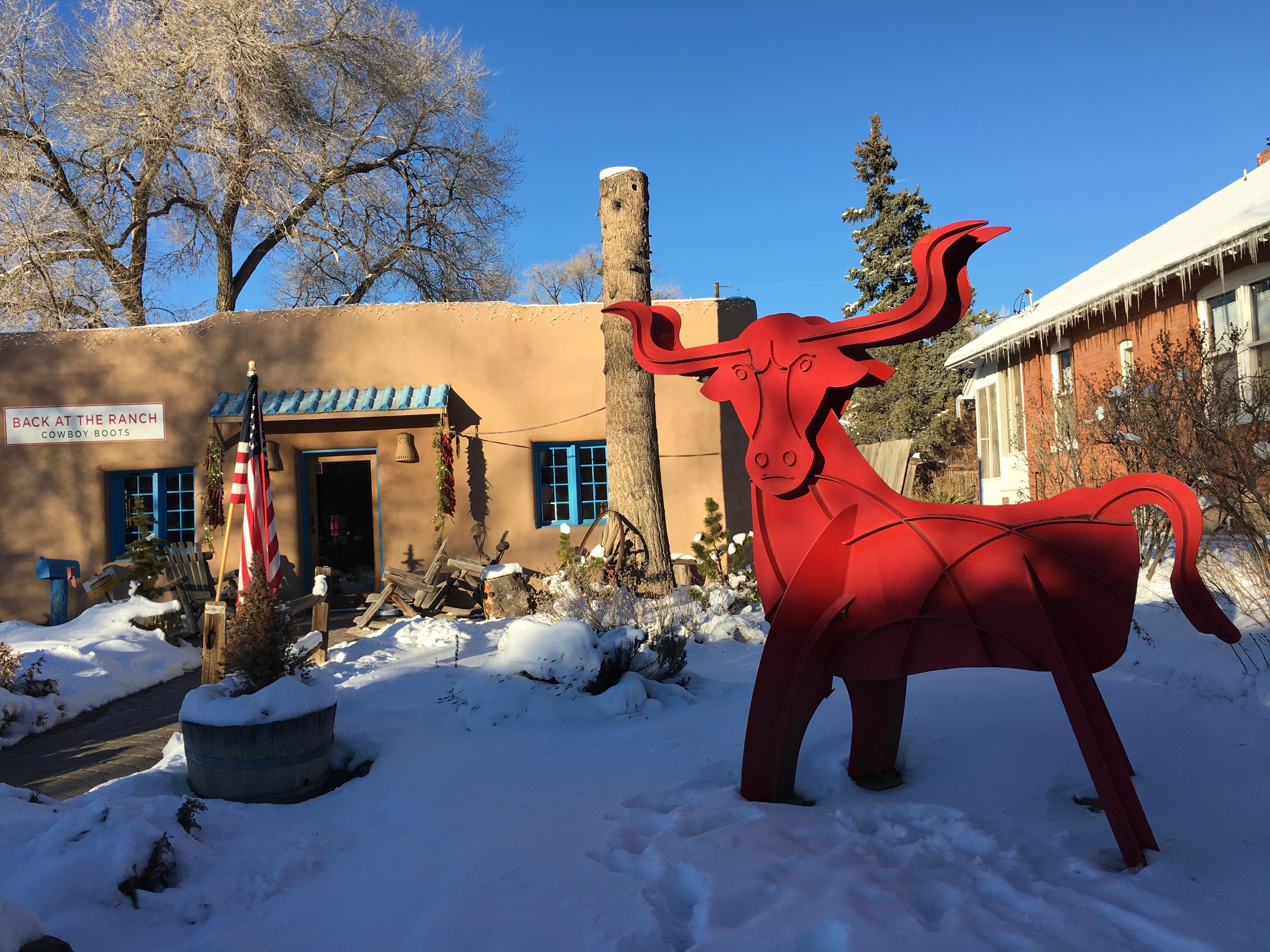 Santa Fe, NM | In Search of a Scoop