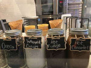 The Baked Bear, El Paso, TX | In Search of a Scoop