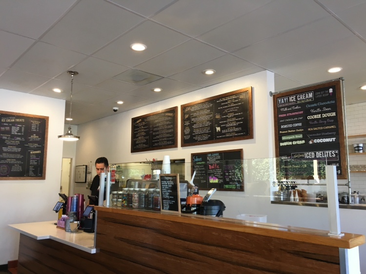 Little Calf Creamery and Cafe, Thousand Oaks, CA | In Search of a Scoop