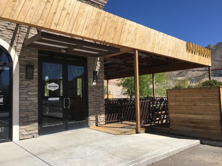 Independent Burger, El Paso, TX