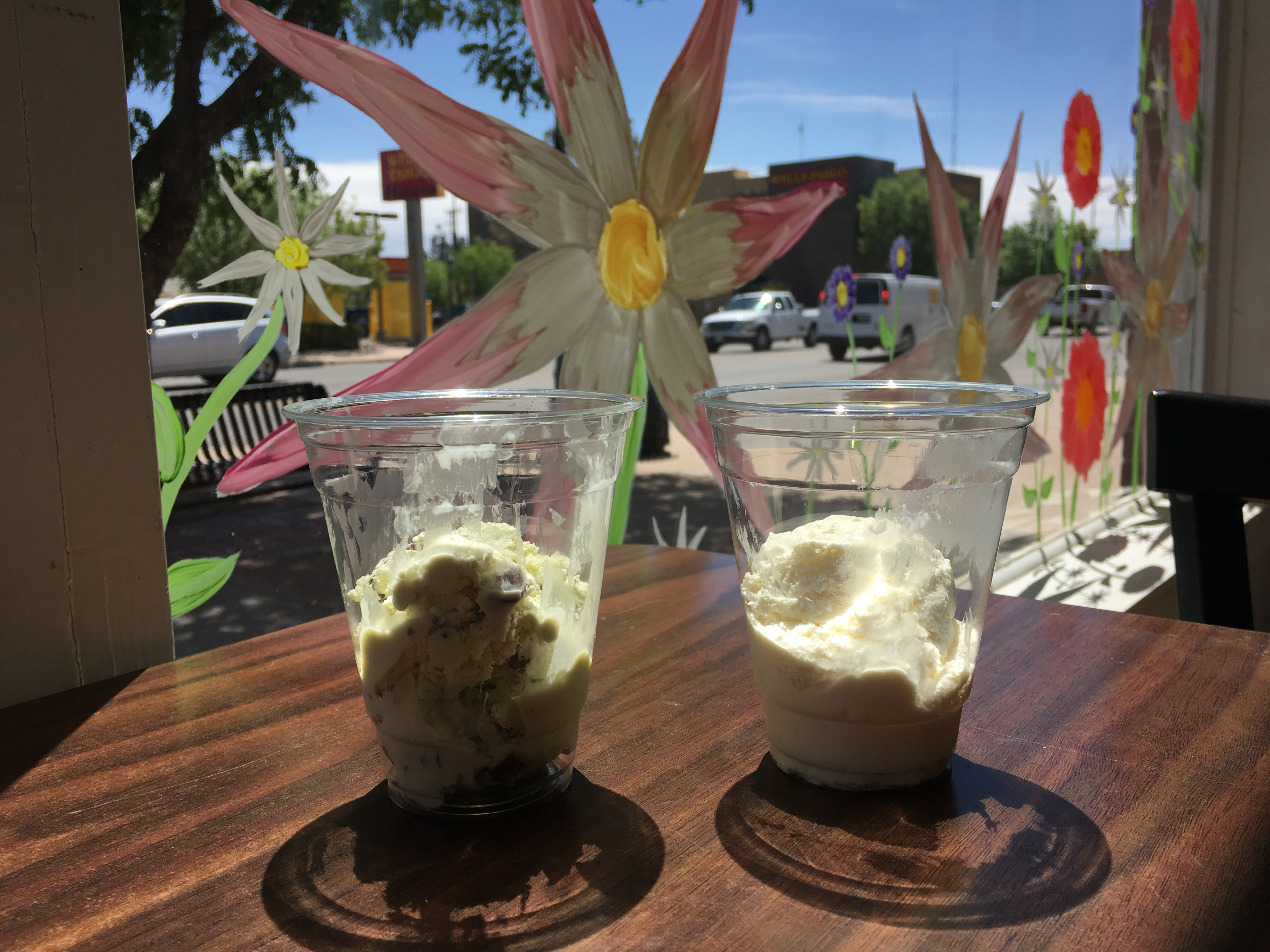 Copper Kettle Coffee House, Deming, NM   In Search of a Scoop