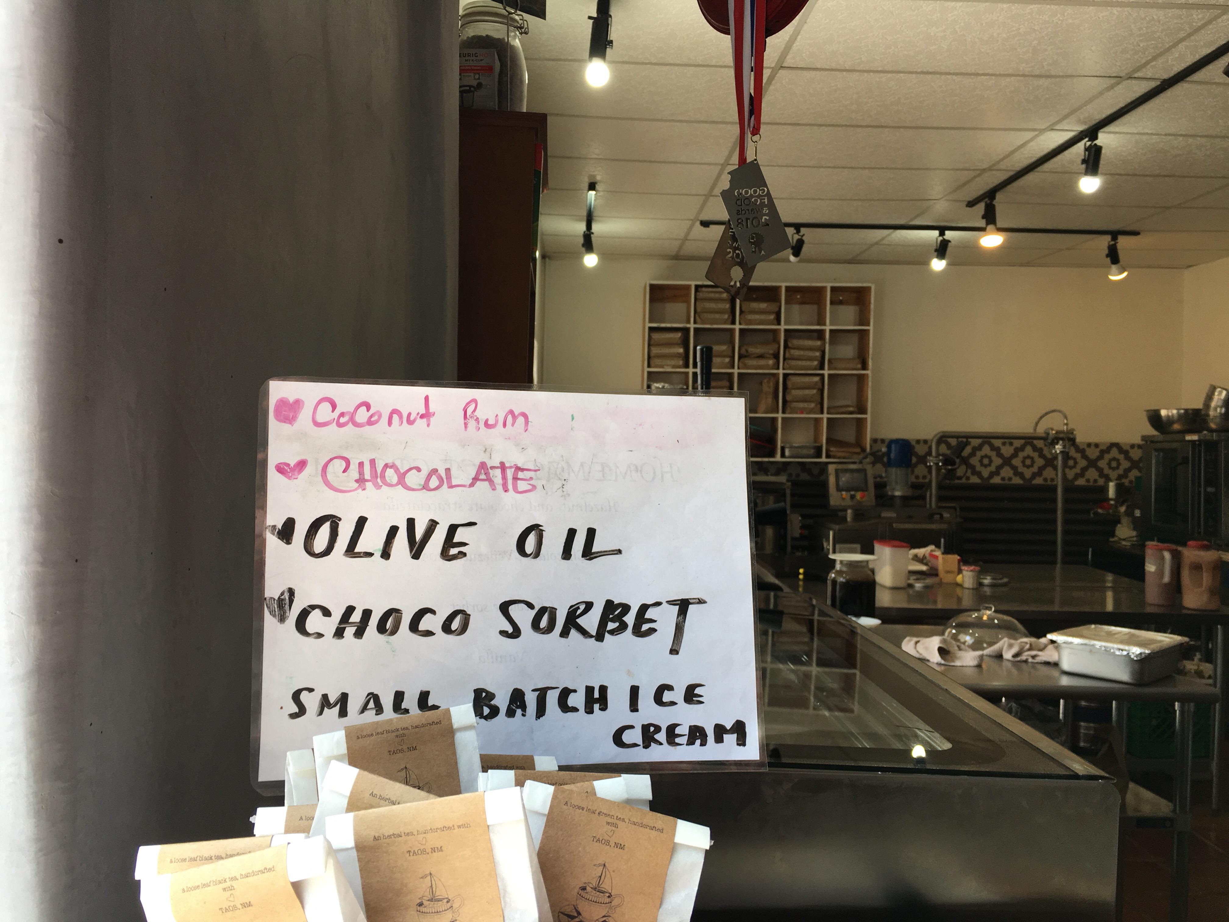 Chokola, Taos, NM | In Search of a Scoop