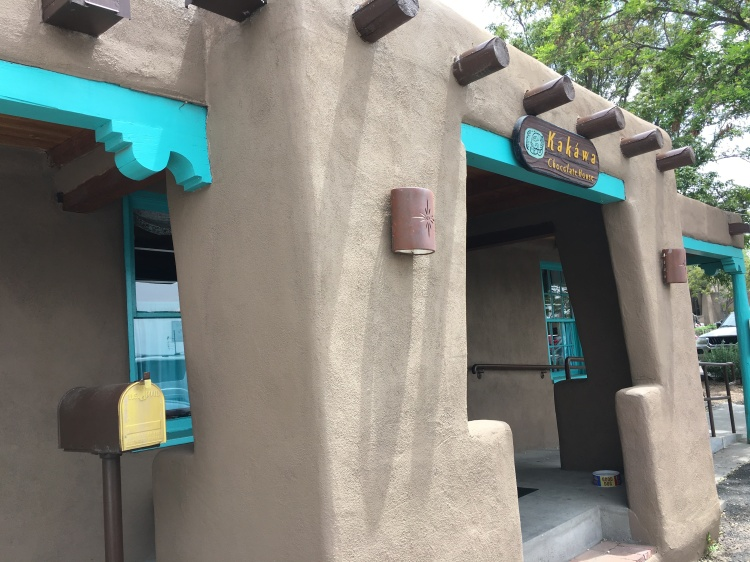 Kakawa House, Santa Fe, New Mexico | In Search of a Scoop
