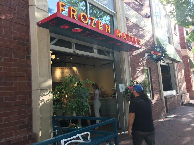 Frozen Matter, Denver, CO | In Search of a Scoop